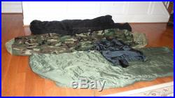 Mss Military Sleeping Bag Excellent Condition