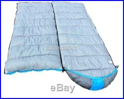 Mummy Sleeping Bag -5F/15C Camping Hiking With Carrying Case Brand 86 x 29.5