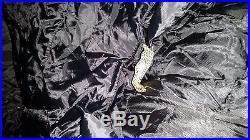 Musuc Sleeping Bag (Musucbag) Black, New
