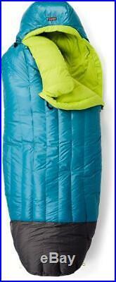 NEMO Disco 15 Down Sleeping Bag, Mens Regular