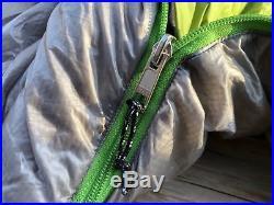 NEMO Equipment Inc. Nocturne 15 Degree Down Sleeping Bag Regular