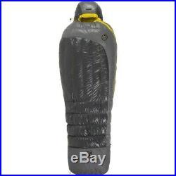 NEMO Equipment Inc. Sonic 0 Sleeping Bag 0F Down 850FP Size Reg