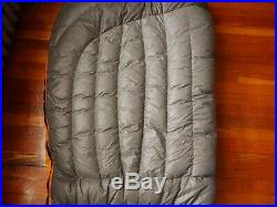 NEMO Equipment Inc Sonic -20 Sleeping Bag -20 Degree Down Size LONG 6'6