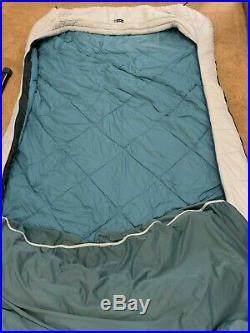 NEMO Jazz Duo Sleeping Bag/Sleeping System (Originally 299.99) 20 Degrees F