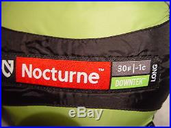 NEMO Nocturne 30 Degree Sleeping Bag, Long
