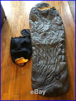 NEMO Sonic 0° 0 Degree 850 Full Down Sleeping Bag