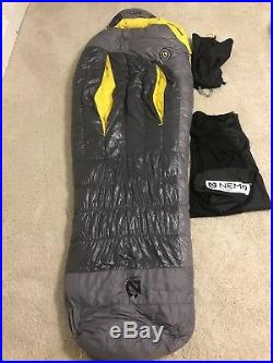NEMO Sonic 0 Degree 850 Full Down Sleeping Bag