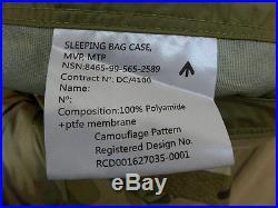NEU British Army Sleeping Bag Case MTP Multicam Schlafsackhülle Goretex Bivy Bag