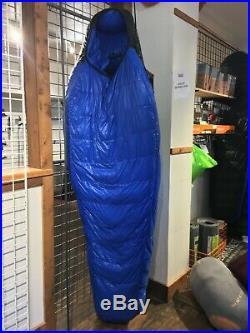 NEVER USED! Western Mountaineering Puma MF 6ft Left Zip -25F Mummy Sleeping Bag