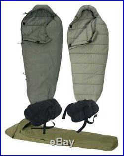 NEWKelty / Slumberjack VariCom SVCSS Complete Military Sleep System Mfg Kelty
