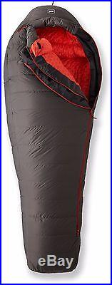 NEW 2015 REI LONG Expedition Down Sleeping Bag -20 Degree F $529 Retail