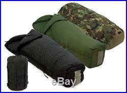 NEW 4-Piece Modular Sleep System MSS Military Sleeping Bag ECWS USGI