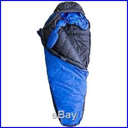 NEW $850 MOUNTAIN HARDWEAR 0°F/-18°C BANSHEE DOWN SL SLEEPING BAG 800-fill L/H R