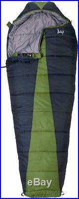 NEW Slumberjack Synthetic Sleeping Bag Regular Latitude 20 Degree Camping Hiking