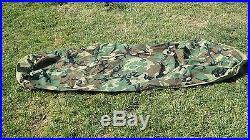 NEW USMC US Military 4 Piece Modular Sleeping Bag System With GORETEX Bivy