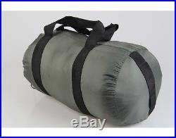 NGT Carp Fishing 2 Man 3 Rib Fortress Bivvy Tent + Saber 4 Seasons Sleeping Bag
