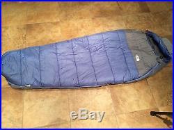 NORTH FACE W ALEUTIAN 20 F SLEEPING BAG
