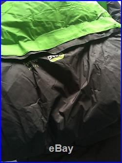 NWT Mountain Hardwear Spectre SL 800 Fill Down 20F/-7C Sleeping Bag