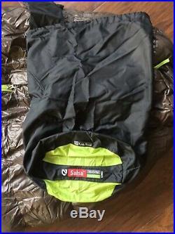NWT Nemo/Salsa Sleeping Bag, Long Size, 15 degree, Downtek