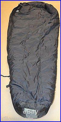 NWT USMC Military INTERMEDIATE COLD WEATHER SLEEPING BAG BLACK Mummy NewWithTag