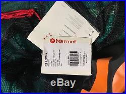 NWT Women's MARMOT Astrium 30F 30 Degree Sleeping Bag Backpacking Regular Down