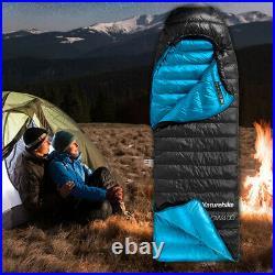 Naturehike Ultralight Portable Sleeping Bags Goose Down Envelope Camping Hiking