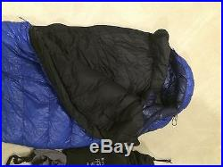 Near newMountain Hardwear Phantom 15 Q. Shield (Hydrophobic) Down Sleeping Bag
