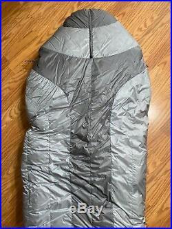 Nemo Canon -40F/ -40C sleeping bag, regular, down, New with tags