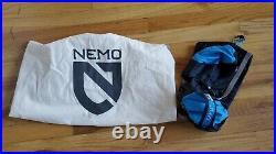Nemo Kayu 800-Fill Down Mummy Sleeping Bag, 30 Degree, Long