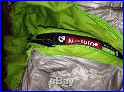 Nemo Nocturne 15 Down Sleeping Bag LONG