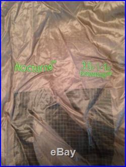 Nemo Nocturne 30 Deg Sleeping Bag Regular