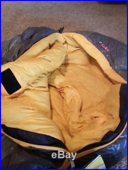 Nemo Sonic 0 Sleeping Bag (850 Down) Long Mummy Winter Sleepingbag