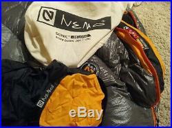 Nemo Sonic Sleeping Bag -20 Long