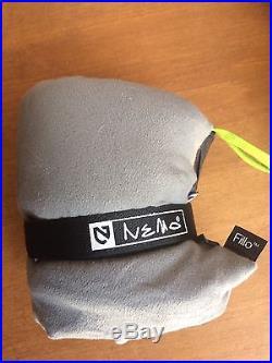 Nemo Tango Solo Astro Insulated Lite Fillo Pillow SlipCover Sleeping Bag Pad NEW