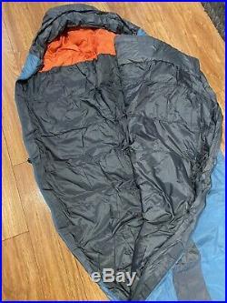 New 2019 Kelty Cosmic Down 20° F Sleeping Bag, Long RH Zip newest version