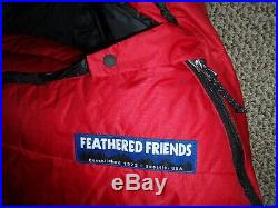 New Feathered Friends Snowbunting EX 0 Reg Length Retail $619 Save 23%