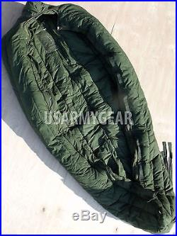 New Made in USA USMC Army Intermediate Cold Weather ECW GI Sleeping Bag -10F