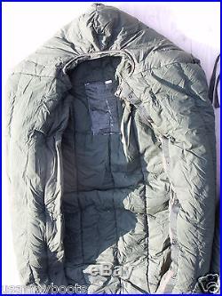 New Made in USA USMC Army SUBZERO Extreme Cold Weather ECW Sleeping Bag Hood-20F