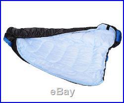 New Single Mummy Sleeping Bag 30F/-1? Camping Hiking 85 x 30 x 19W