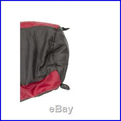 New Sleeping Bag Mummy Style Outdoor Camping Hiking 3 Season Bag w Carry Case
