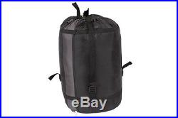 New Teton Sports 111 Mammoth 0°F Queen Size Sleeping Bag + Free Compression Sac
