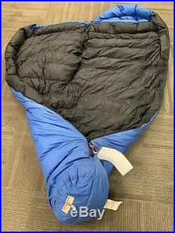 New Western Mountaineering Antelope Super MF Sleeping Bag 5 Degree 5'6 Marmot