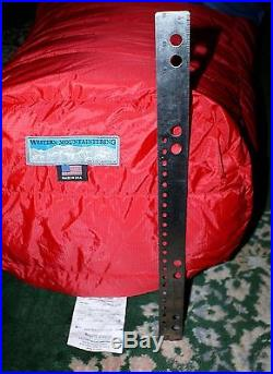 New Western Mountaineering Bison GoreTex Down Expedition Bag Arcteryx Kifaru