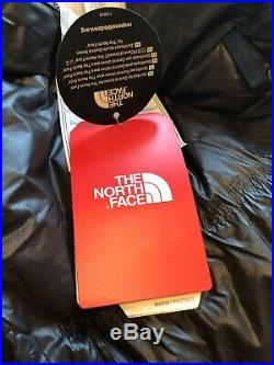 North Face Blue Kazoo Sleeping Bag HIGH RISE GREY/HYPER BLUE Regular