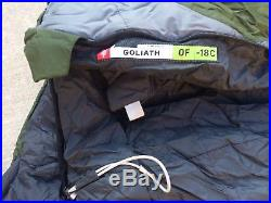 North Face Goliath 0-Degree Sleeping Bag