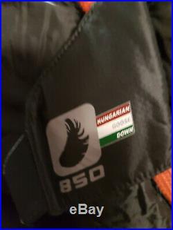 North Face Inferno -20 deg Down Sleeping Bag Regular Length