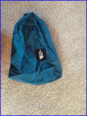 North Face Snow Shoe 3D Zero Degree Sleeping Bag