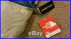 North face down sleeping bag