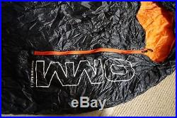 OMM mountain raid 1.0 sleeping bag Ultra lightweight With Exped drybag