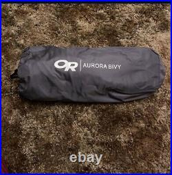 OR Aurora Bivy Never Used